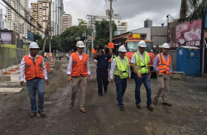 MECO continúa los trabajos en III Tramo del proyecto para Renovación Urbana en Calle Uruguay
