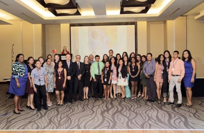Culmina con éxito la Feria Científica del Ingenio Juvenil 2017