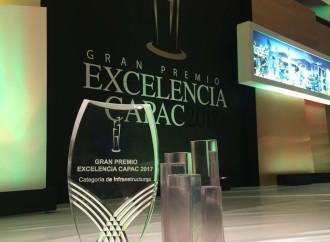 Proyectos de Panamá Pacífico galardonados en Gran Premio Excelencia Capac 2017