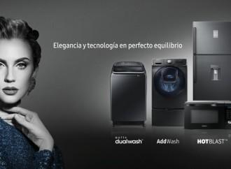 """El diseño llegó a Panamá con la nueva línea Premium""""BlackEdition""""de Samsung"""