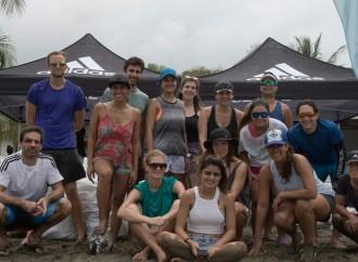 Recogen más de una tonelada de desechos en playas de Morrillo