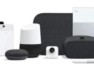 Google presenta segunda generación de la familia de productos de hardware para el consumidor