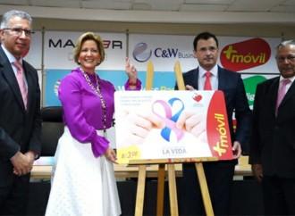 La CSS participó en el lanzamiento de la Tarjeta +Móvil Cinta Rosada
