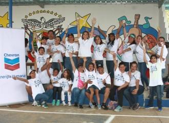 TEXACO promueve Jornada de Voluntariado en Zonas Vulnerables de Centroamérica
