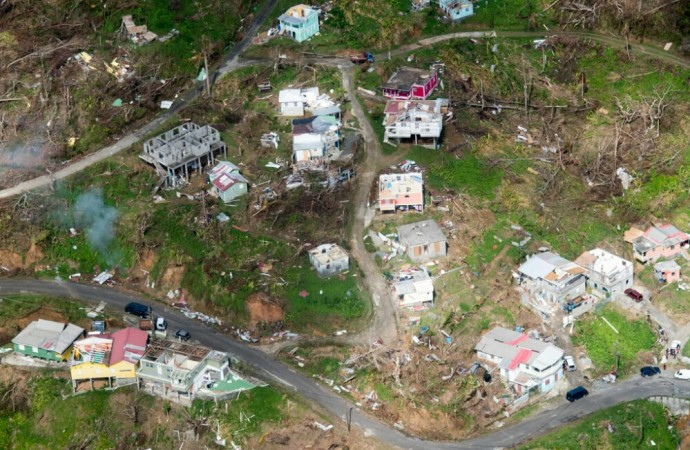 Secretario General de la ONU expresa apoyo a Dominica tras devastación del Huracan María