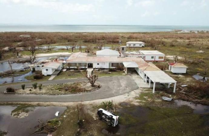 OPS continúa sus actividades de respuesta después de los huracanes en el Caribe