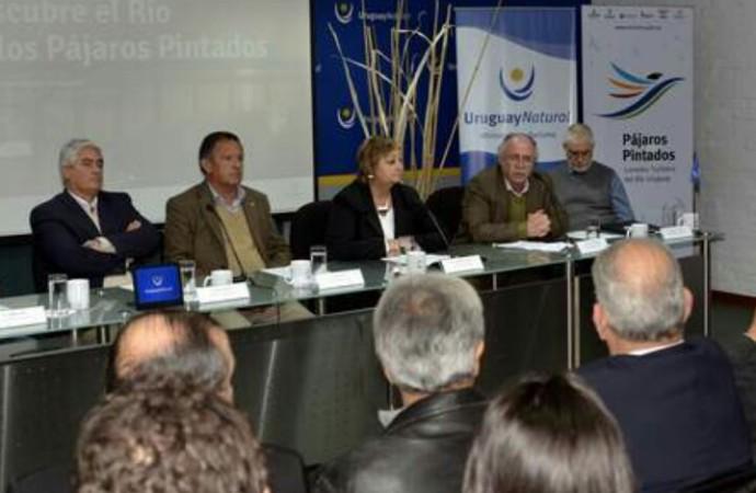Uruguay impulsacontenidos audiovisuales parapromover Corredor de los Pájaros Pintados