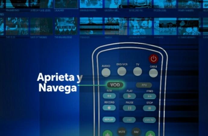 El nuevo buscador VOD de Cable Onda ofrece una mejor experiencia de navegación