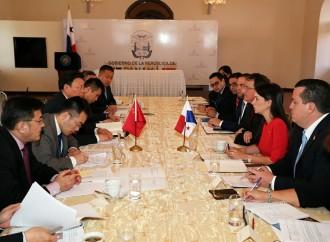 Panamá y China continúan fortaleciendo temas de la Agenda Diplomática y Comercial