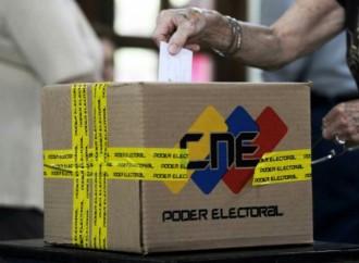Venezuela elige hoy 23 gobernadores