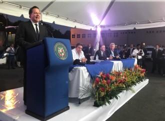Presidente Varela anuncia rebaja del pasaje en ambos corredores y otras medidas del Plan de Movilidad Urbana