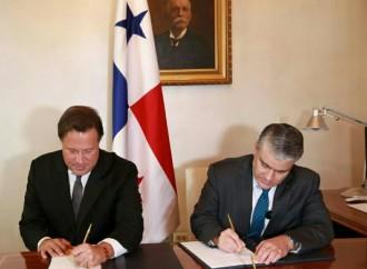 Presidente Varela sanciona ley que rebaja el Impuesto de Inmuebles