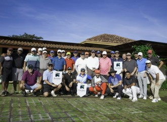 Multibank participa en el primer Torneo de Golf Lucero Country Club en Boquete