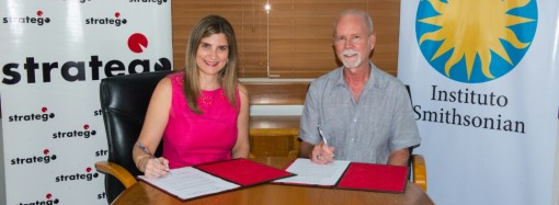 Stratego Comunications firma Convenio con el Smithsonian Tropical Research Institute