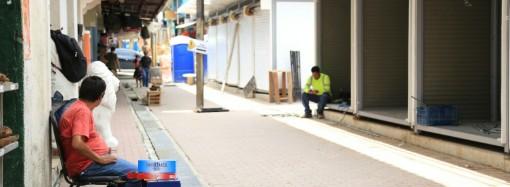Trabajos del proyecto de renovación urbana en Salsipuedes concluirán parafinales de noviembre 2017