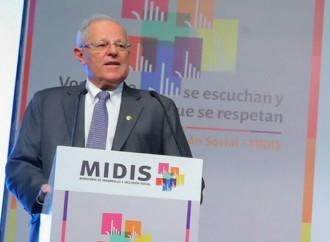 Presidente Kuczynski impulsa el Voluntariado Juvenil a través de proyectos de desarrollo