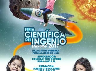 94 equipos participarán en la XIX versión de la Feria Científica del Ingenio Juvenil 2017
