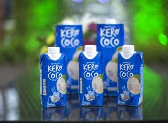 Agua de coco KERO COCO® inicia expansión internacional en Panamá