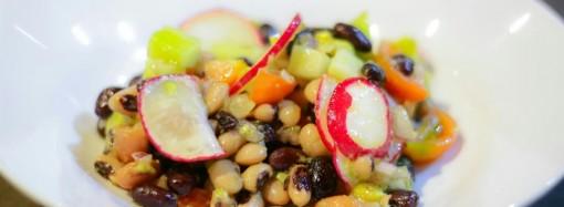 Deleita tu paladar con esta rica y nutritiva ensalada de #TodoConFrijol
