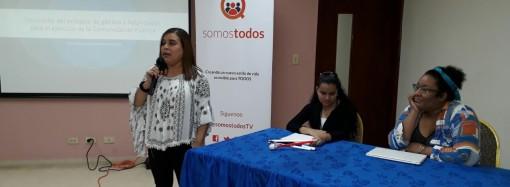Programa de Liderazgo WILD-Panamáfortalece participación de la Mujer con Discapacidad en Medios de Comunicación