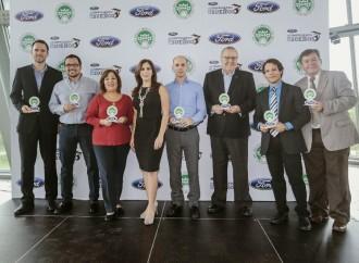 Ford premia a ganadores de su programa Donativos Ambientales y Gira Ford Impulsando Sueños