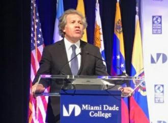 Secretario General de la OEA expone en Miami Dade College sobre sociedad digital y desafíos de los partidos políticos