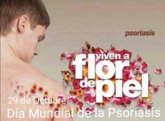 29 de octubre conmemoramos el Día Mundial de la Psoriasis