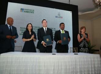 Presidente Varela ratifica compromiso con gestión ambiental al sancionar ley que crea incentivos forestales