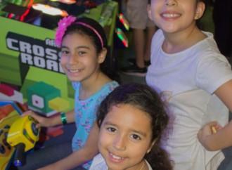 Crazy Park celebró su primer aniversario en la Ciudad de Panamá