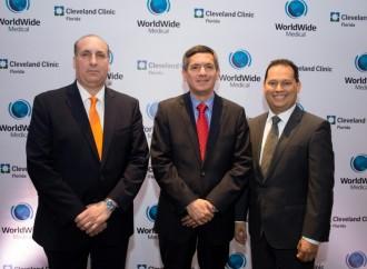 WorldWide Medical realiza alianza estratégica en Panamá con Cleveland Clinic Florida
