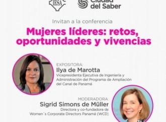 FCdS e IESA realizarán conferencia Mujeres líderes: retos, oportunidades y vivencias