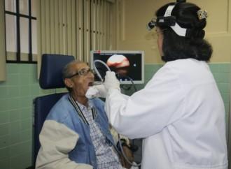Más de30 mil pacientes fueron atendidosen el Servicio de Otorrinolaringología delCHA.A.M