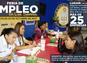 Mañana feria de empleo en Los Santos con la participación de más de 25 empresas