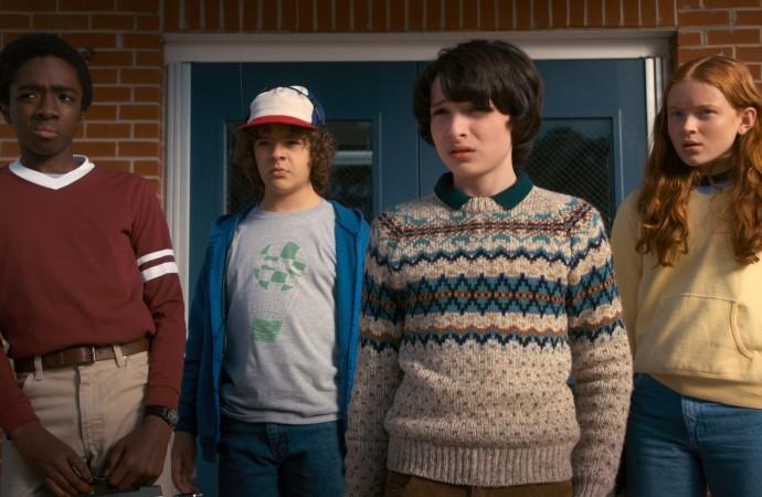 Vive el segundo y último trailer de la Serie Original de Netflix,Stranger Things 2