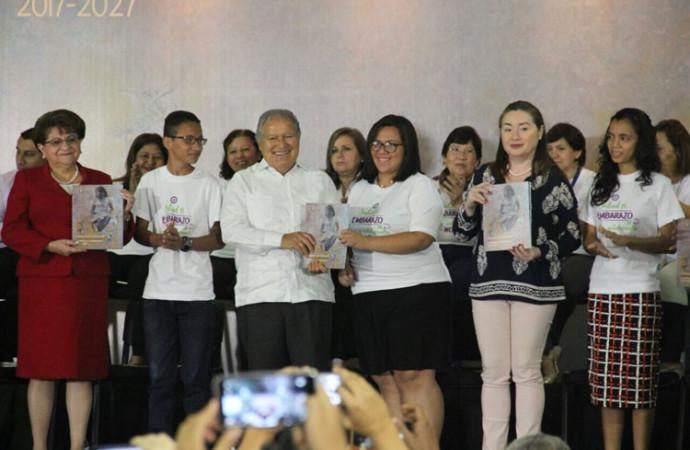 El Salvador traza hoja de ruta en la prevención de Embarazos en Niñas y Adolescentes