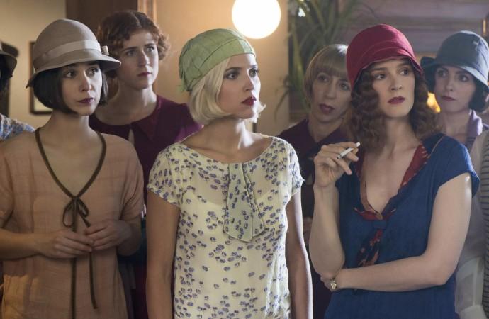 La segunda temporada de Las chicas del cable disponible en Navidad