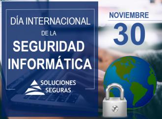 Hoy celebramos el Día Internacional de la Seguridad Informática