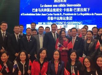 Presidente Varela culminó gira en China y se trasladó al aeropuerto de Shanhái para viaje de retorno a Panamá