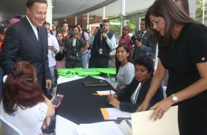 Presidente Varela encabeza búsqueda de nueva generación de servidores públicos