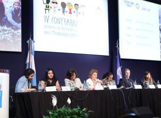Panamá redujo en los últimos 8 años a una cuarta parte el trabajo infantil