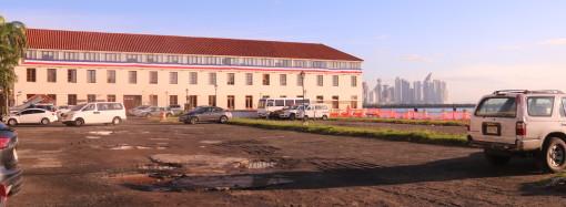 Autoridades entregan Orden de Proceder de Restauración de Plazas de Estacionamientos