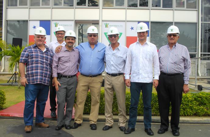 Inicia operaciones la primera planta moderna para fabricación de líquidos criogénicos del país
