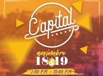 Garaje Capital 2017 abre las puertas a una plataforma de exposición de arte y diseño local