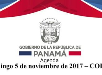 Agenda de Actividades del Domingo 5 en la Ciudad de Colón #FiestasPatrias