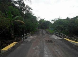 Comunidades de Boquerón disfrutarán dentro de poco delPuente sobre el río Brazo Hondo