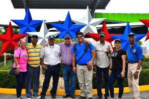 Cuerpo de Bomberos de Nicaragua visitó a sus homólogos panameños