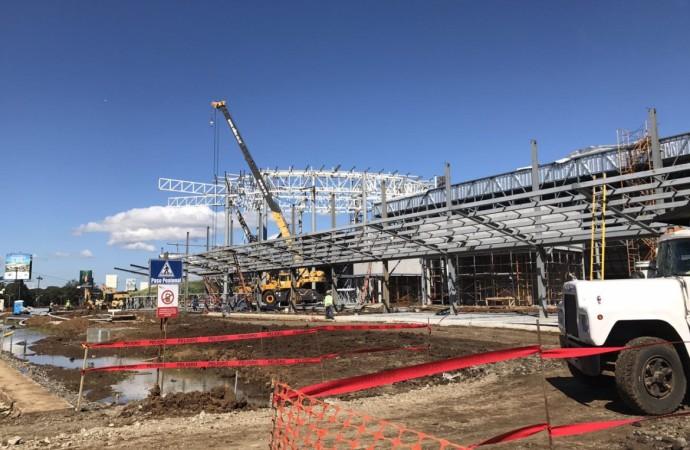 Construcción del Centro Nacional de Congresos y Convenciones de Costa Rica presenta un 80% de avance