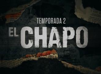 NETFLIX estrenará la Segunda Temporada de El Chapo este 15 de Diciembre