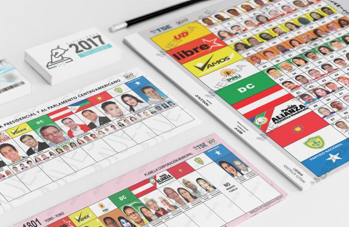 Mañana hondureños elegirán con su voto las nuevas autoridades del país