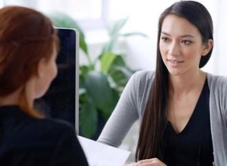 Mujeres, tenemos un problema- Sólo 1 de cada 4 mujeres ha tenido una Conversación de Carrera sobre cómo desarrollar habilidades de liderazgo